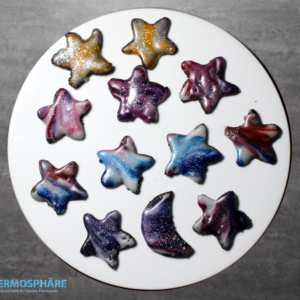 Thermosphaere - Thermomix Blog - Galaxy Glasur