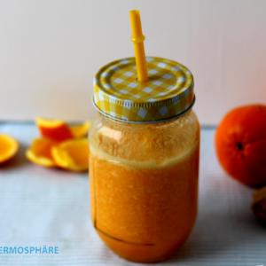 Thermomix Thermosphaere orangen-ingwer-smoothie