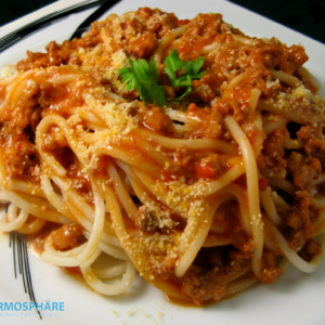 Thermosphäre Thermomix Blog Bolognese